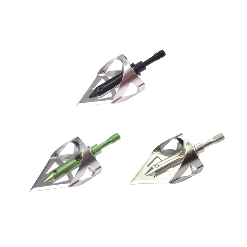 Wound Maximizer Broadhead