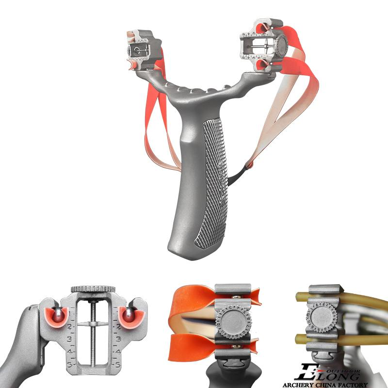 G9 Hunting Equipemnt Stainless Slingshot