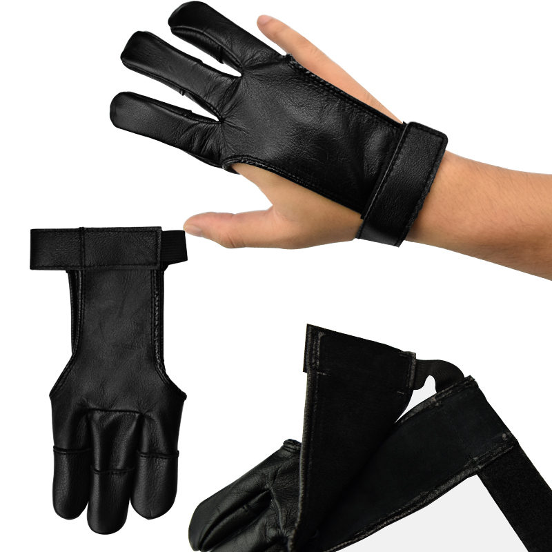 Three Finger Shooting Glove