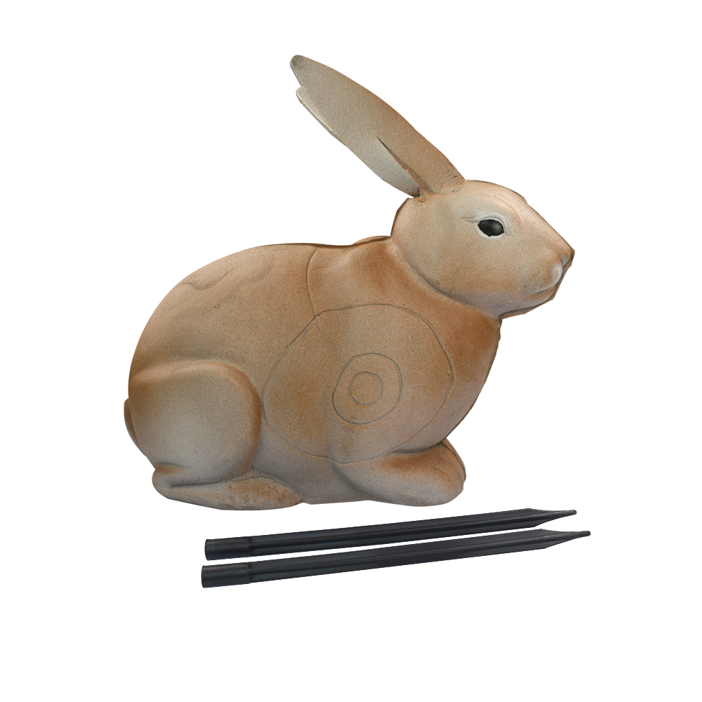 EVA Foam 3D Rabbit Target for Archery Shooting